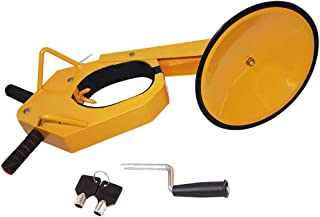 Wheel Lock Clamp Boot Tire Claw Heavy Duty Auto Car Van Trailer Parking Boot Lock Anti Theft