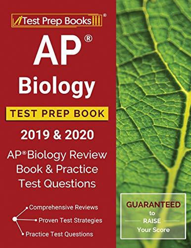Download AP Biology Test Prep Book 2019 & 2020: AP Biology Review Book & Practice Test Questions 1628456221