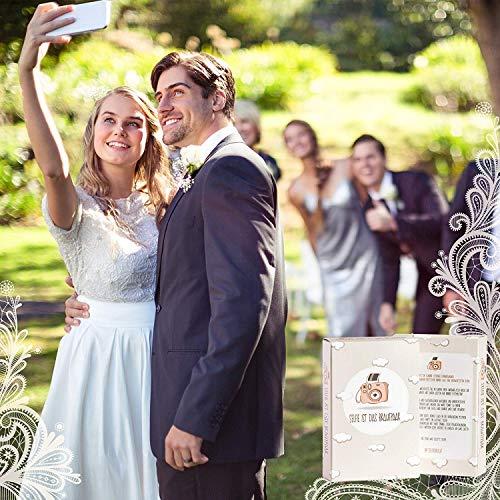 Hochzeitsspiel | Box mit kreativen und lustigen Fotoaufgaben - 3