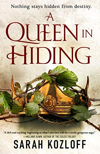 A Queen in Hiding (The Nine Realms Book 1) by [Sarah Kozloff]