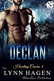 Declan [Howling Cavern 4] (Siren Publishing The Lynn Hagen ManLove Collection)