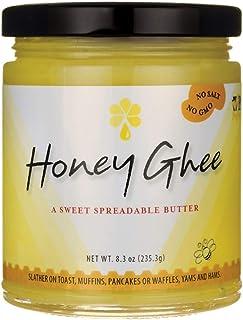 Honey Ghee 8.3 Ounce (235.3 Grams) Jar