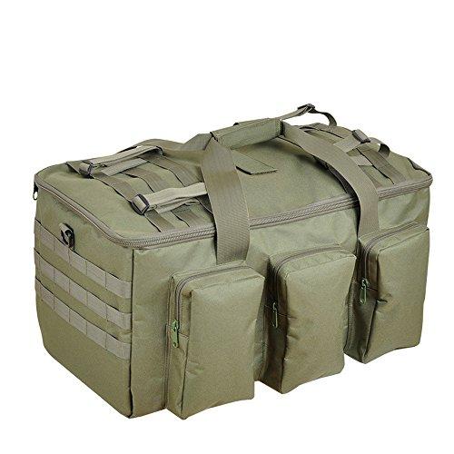 Greenpromise 60L Outdoor Camping Herren Militär Taktischer Rucksack 1000D Nylon für...
