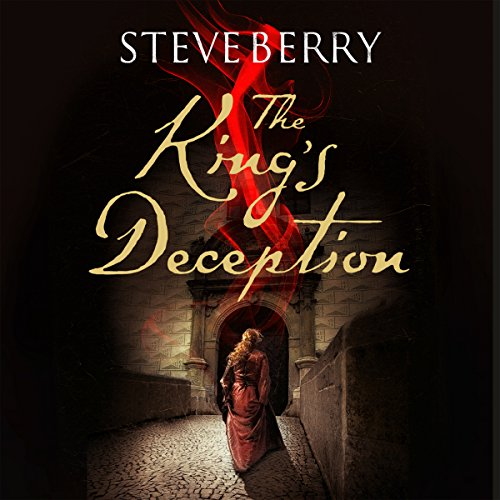 The King's Deception audiobook cover art