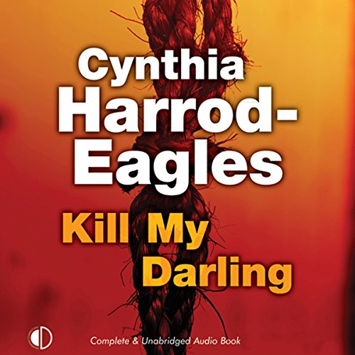 Kill My Darling audiobook cover art