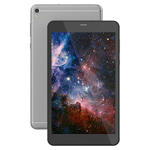 YQSAVIOR 8 inch Android Tablet with 1.4 Ghz Quad Core CPU,2GB RAM 16G Storage,Bluetooth 4.0,Support WiFi,FM,GPS 1280x800 HD Touch Screen,4500mAh Battery(Silver)