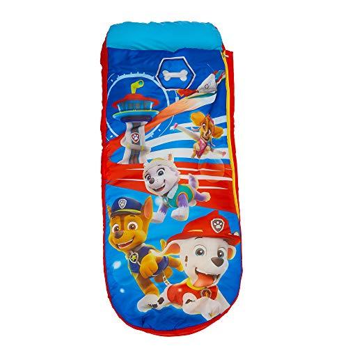 Paw Patrol Junior-ReadyBed – Kinder-Schlafsack und Luftbett in einem, Polyester, Einzel