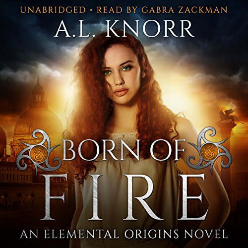 Born of Fire cover art