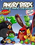 Angry Birds Libro Para Colorear: Angry Birds Gran Libro Para Colorear: Coloreando Maravillosas Fotos No Oficiales