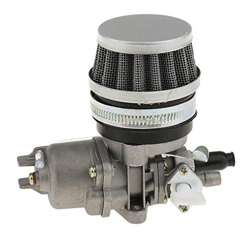 13mm Carburador Filtro de Aire Kit Piezas para 43cc 49cc Mini PIT Quad ATV Motocicleta Accesorio de Repuesto