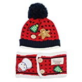 FakeFace Girls' Cold Weather Hats