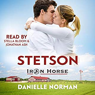 Stetson audiobook cover art