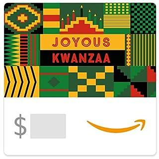 Amazon eGift Card - Joyous Kwanzaa (B01M18K8VA) | Amazon price tracker / tracking, Amazon price history charts, Amazon price watches, Amazon price drop alerts