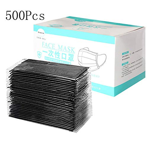 LIYUJIA 50/100/200/500/600/1000/2000 tablets/box aseptic protective adult special packaging black 3-layer scarf 