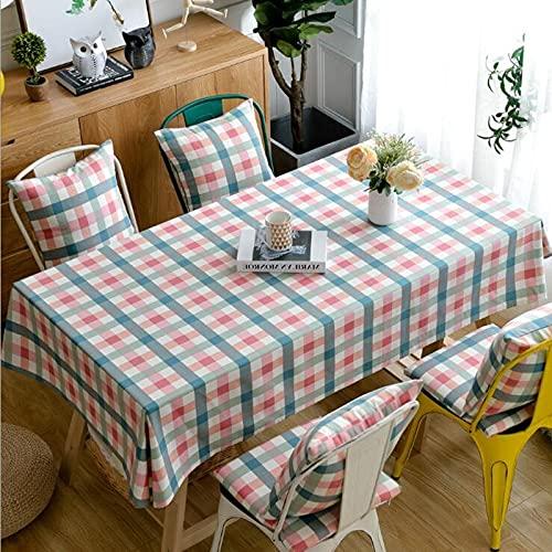 XXDD Mantel de Mesa de Comedor Paño de Ropa Paños de Escritorio Cubierta Rectangular para decoración de Mesa Manteles Mesa Rectangular A1 140x200cm