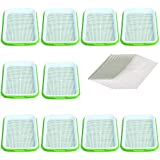 Seed Sprouter Tray Seed Germination Tray BPA Free Nursery...