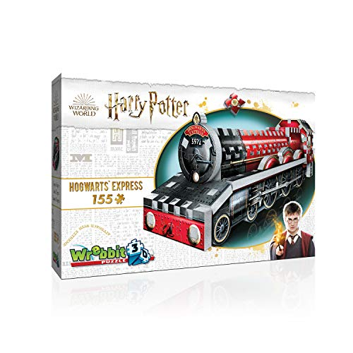 Harry Potter: Hogwarts Express Mini (155 Piezas), HOGWEX_Mini