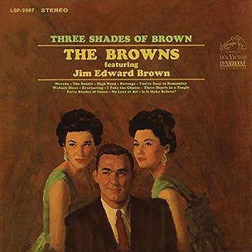 Three Shades of Brown