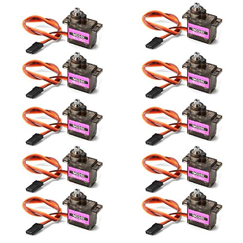 4/5/10/20 PCs DRONE Servo Motor For...