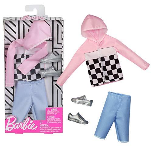 Barbie E-Boy Style | Ken Trend Mode Mattel FXJ40 | Puppen-Kleidung