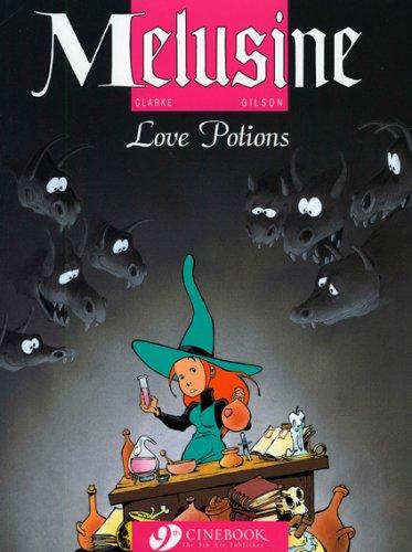 Mélusine - tome 4 Love potions (04)