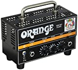 Orange Amps, 1 Electric Guitar Power Amplifier, Black (Micro Dark)
