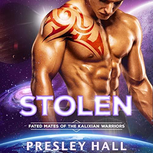 Couverture de Stolen: A Sci-Fi Alien Romance