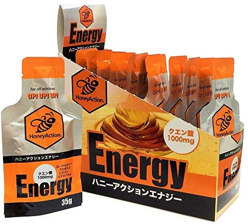 HoneyAction ハニーアクション エナジー 35g×12包入