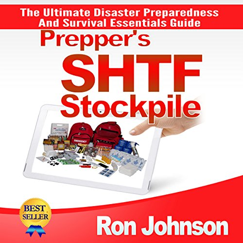 SHTF Stockpile cover art