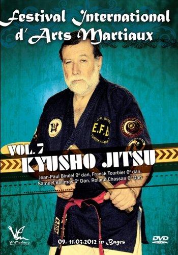 Festival International d'Arts Martiaux Vol.7 - Kyusho Jitsu
