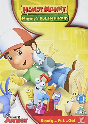 Handy Manny - Manny's Pet Round Up