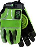 Sector 9 BHNC Slide Gloves L/XL-Green by Sector 9