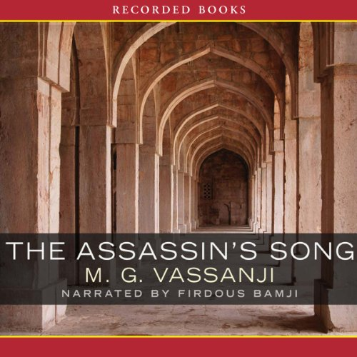 The Assassin's Song audiobook cover art