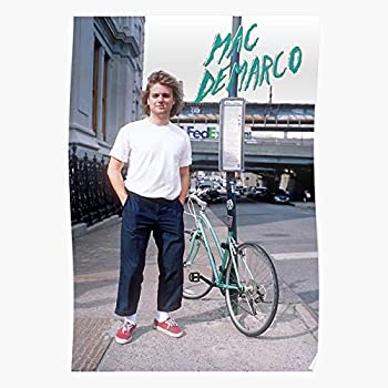 Mac DeMarco This Old Dog Cover Poster Album Indie rock 14x21 24x36 X-574