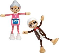 Hape Modern Family - Grandma & Grandpa Set