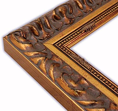 Amazon Com The Rusty Roof Florentine Gold Picture Frame