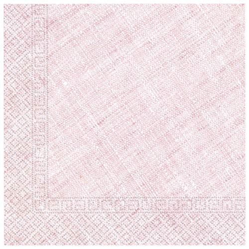 Procos 91499 - Servietten, pink, 33x33cm, 20 Stück, kompostierbar, Textil, Geburtstag, Mottoparty
