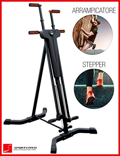 Sportstech Innovativo Stepper & Climber VC300 2in1