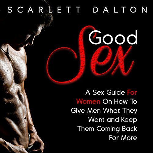 Good Sex audiobook cover art