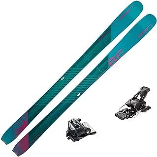 ELAN 2019 Ripstick 86 W Women's Skis w/Tyrolia Attack2 13 GW Bindings