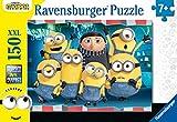 Ravensburger Puzzle, Minions, Puzzle 150 Piezas XXL, Puzzles para Niños, Edad Recomendada...