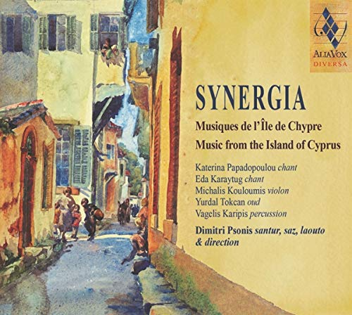Synergia - Music From The Island Of Cyprus