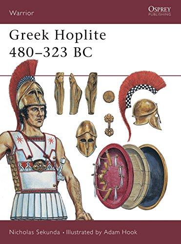 Greek Hoplite 480–323 BC (Warrior)