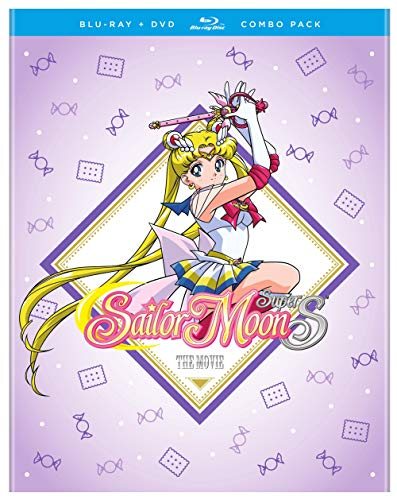 Sailor Moon Super S the Movie (BD) [Blu-ray]