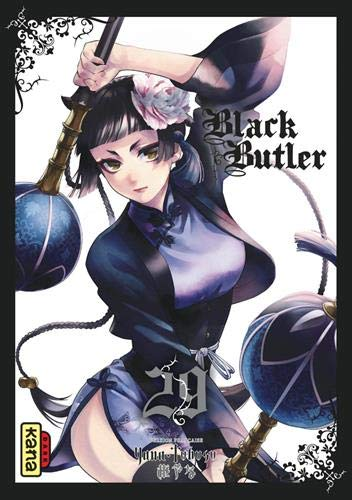Black Butler Edition simple Tome 29