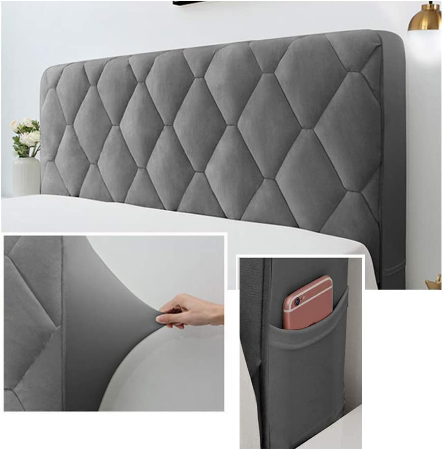 WYHDX Headboard Cover Bed 送料無料激安祭 Protector 捧呈 Slipcover St with