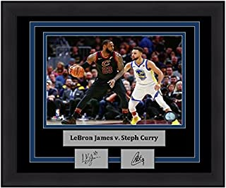 8b51963ebab Cavaliers Warriors LeBron James v. Steph Curry 8