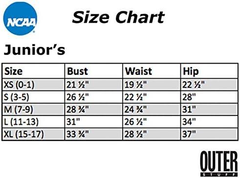 Team Color 15-17 NCAA Oregon Ducks Juniors Outerstuff Vintage Short Sleeve Football Tee X-Large