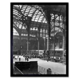 Berenice Abbott Penn Station New York Interior Photo Art