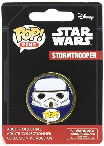 Funko - POP Pins - Star Wars - Stormtrooper